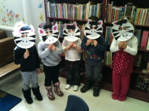 Our StoryTime group at its best!