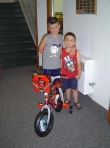 Riley and Reid Schneider