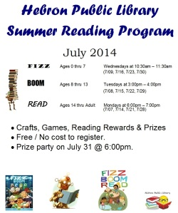Summer Reading Program_Poster