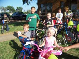 Bike Winners